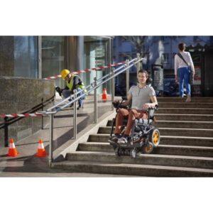 Αμαξίδιο Ηλεκτρικό Ανάβασης Σκάλας TopChair-S