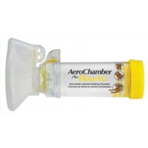 Aerochamber Plus Παιδικό Με Μάσκα