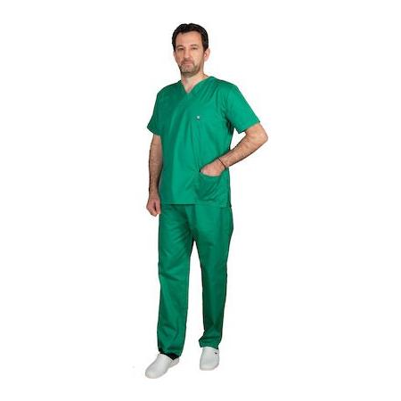 ιατρική στολή ανοιχτό πράσινο