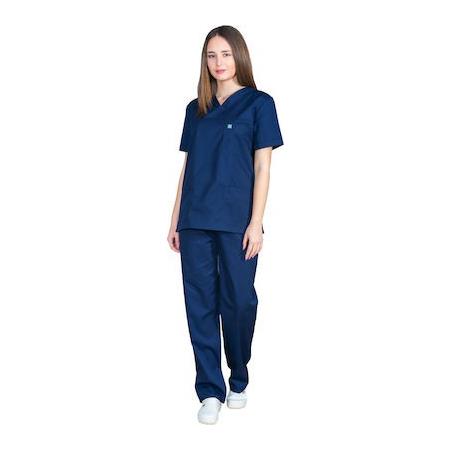ιατρική στολή σκούρο μπλε