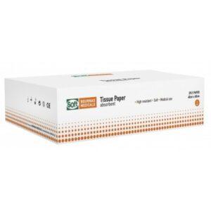 EXTRA-SOFT λευκότητας 67% (5kg Διπλωμένος)