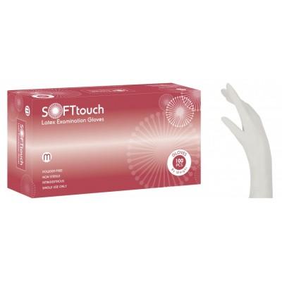 Soft Touch latex λευκό χωρίς πούδρα