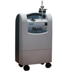 Nidek Nuvo Litte 5 lt Συμπυκνωτής Οξυγόνου