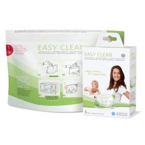 Σακουλάκια Αποστείρωσης σε Φούρνο Μικροκυμάτων Easy Clean
