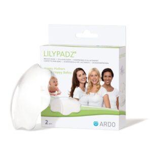 Επιθέματα Στήθους Σιλικόνης, Επαναχρησιμοποιούμενα, LILYPADZ