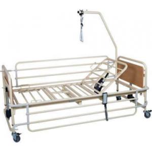 Νοσοκομειακή Κλίνη Ηλεκτρική Μεταβλητού Μονόσπαστη Prato 3