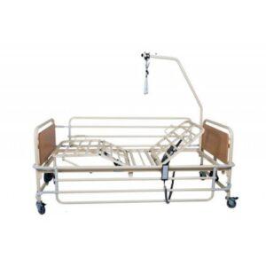 Νοσοκομειακή Κλίνη Ηλεκτρική Μεταβλητού Πολύσπαστη Prato 4