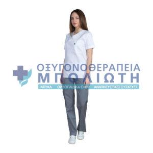 Ιατρικό Σετ Αποκλειστικής Νοσοκόμας- Unisex